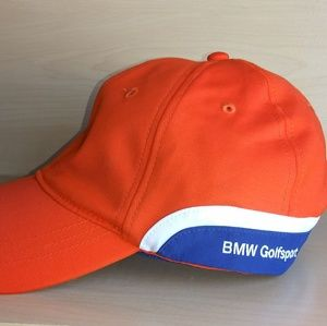 BMW Golfsport Hat Logo Cap Golfing Cars